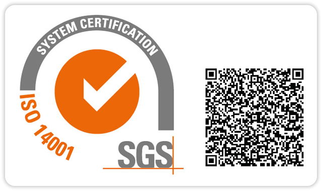 SGS-ISO-14001